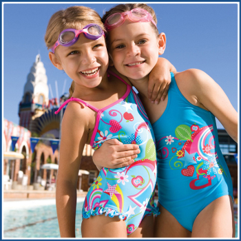childrens swimwear