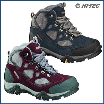 childrens walking boots