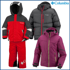 columbia clothing
