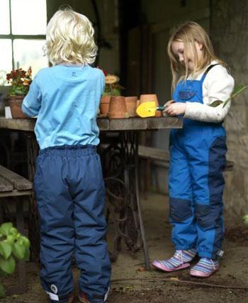 Kids Waterproof Trousers Childrens Waterproofs