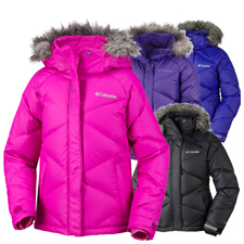 Columbia Mini Lay D Down Puffer