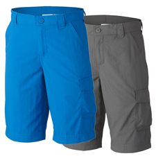 Columbia Silver Ridge III Boys Shorts