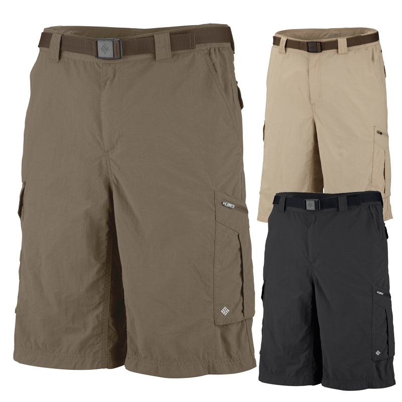 67adfe02fc Columbia Silver Ridge Cargo Short (update) - Mens | Trousers Shorts ...
