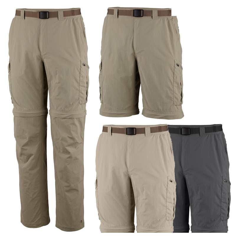 fcdd059317 Columbia Silver Ridge Convertible Pant (update) - Mens | Trousers ...