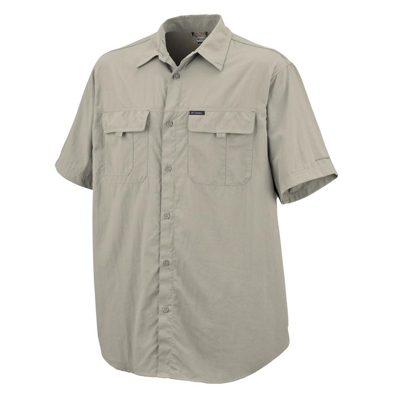 0280c0291 Columbia Silver Ridge SS Shirt - Mens | Tech Tees Shirts | CozyMole ...