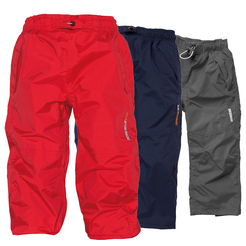 Designed using our Tres-tex fabric technology, the Packa kids' packaway trousers are windproof and have a waterproof rating of 2,mm. Featuring taped seams as well, for extra defence at the seams, a breathability rating of 3,mvp aids ventilation for freshness.
