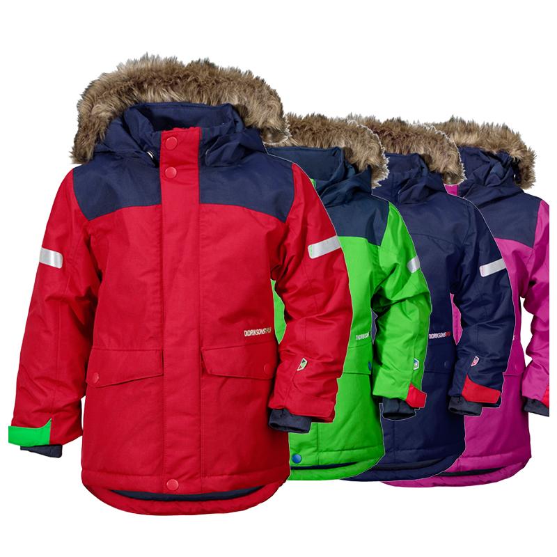 99117e60a Didriksons Storlien Kids Jacket