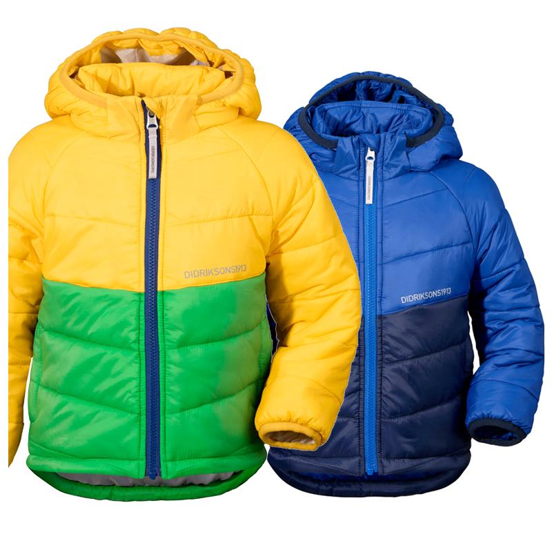 f91d0e89e564 Didriksons Sunne Padded Kids Jacket