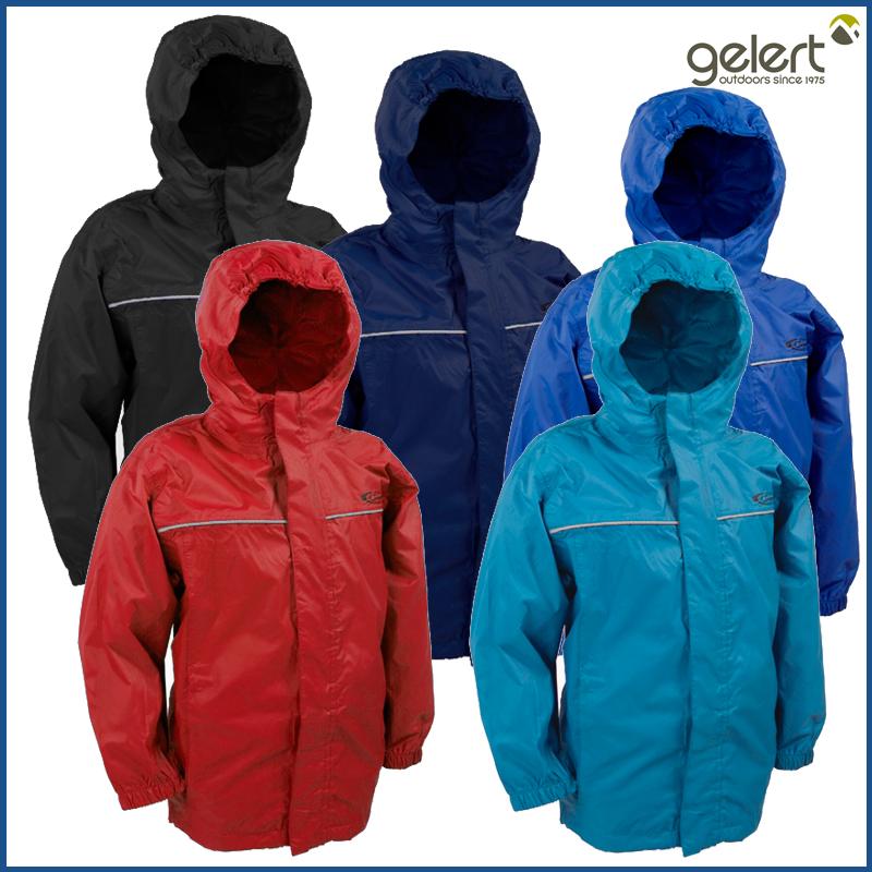 Gelert Rainpod Waterproof Packable Jacket - Boys | Packable ...