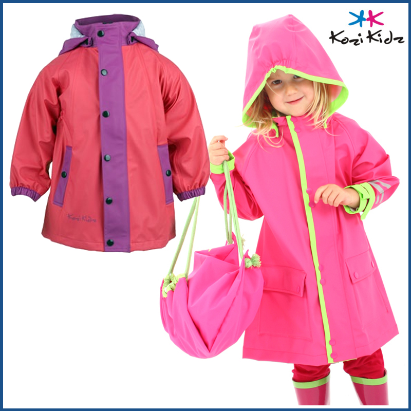 Girl raincoats uk
