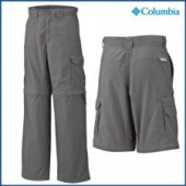 Columbia Boys Silver Ridge II Convertible Pant (CLEARANCE)