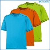 Columbia Silver Ridge Tee - Boys (CLEARANCE)