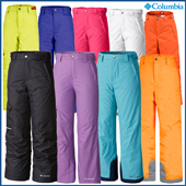 Columbia Youth Bugaboo Pant with Omni-Heat