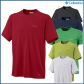 Columbia Mountain Tech II SS Crew - Mens