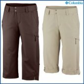 Columbia Silver Ridge Capri - Ladies