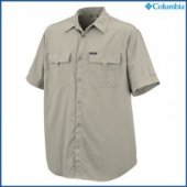 Columbia Silver Ridge SS Shirt - Mens