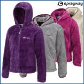 Sprayway Lara Fleece with Hood