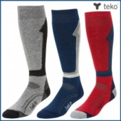 Teko Merino 3703 Ski Medium Socks - Mens