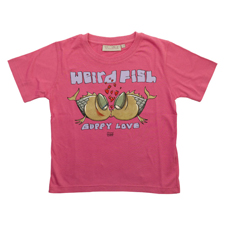 Weird Fish Childrens Guppy Love Tee Shirt