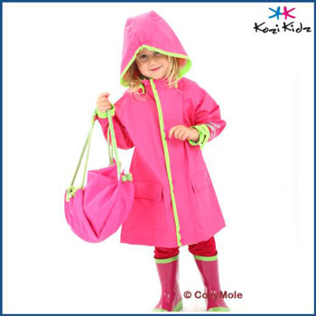 childrens outdoor clothing