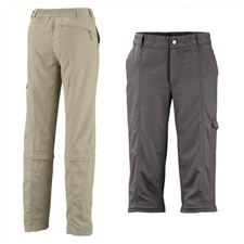 Columbia Psych to Hike Convertible Pant/Trousers - Ladies