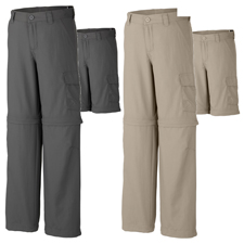 Columbia Boys Silver Ridge III Convertible Pant