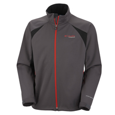 Columbia Titanium Tectonic Softshell - Mens