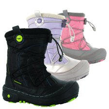 HI-TEC Equinox Mid WP JR Winter Boot