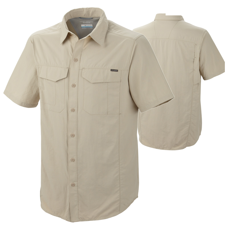 Columbia Mens Silver Ridge Big /& Tall Short Sleeve Shirt Columbia Sporting Goods