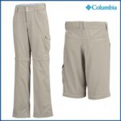 Columbia Girls Silver Ridge III Convertible Pant/Trousers - Childrens