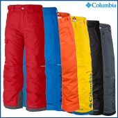 Columbia Boys Bugaboo Pant with Omni-Heat