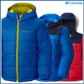 Columbia Boys Gyroslope Jacket