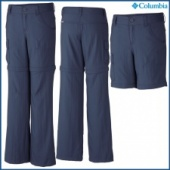 Columbia Girls Silver Ridge III Convertible Pant