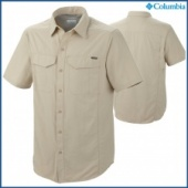 Columbia Silver Ridge SS Shirt - Mens (Tall sizes)
