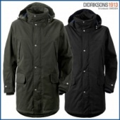 Didriksons Travel Mens Coat