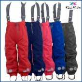KoziKidz Oxford Rain Trousers
