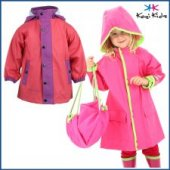 KoziKidz Raincoat - Plain - Girls