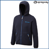 Sprayway Boys Mason Full Zip Fleece Hoody