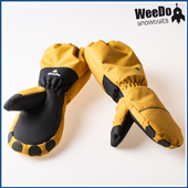 WeeDo Kids Mittens - Lion