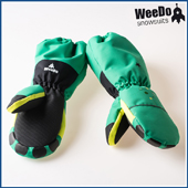 WeeDo Kids Mittens - Monster